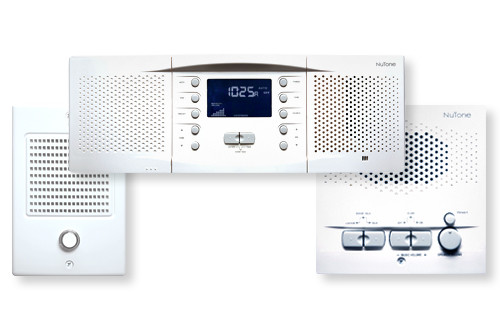 Nutone Nm Music Intercom System