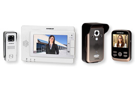 Seco-Larm Video Door Intercoms
