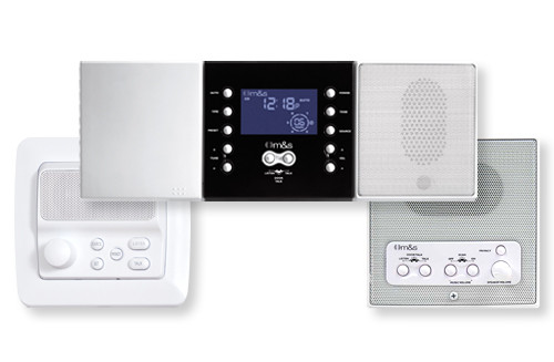 home intercom systems wired wireless intercom systems. Black Bedroom Furniture Sets. Home Design Ideas