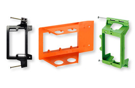 Low Voltage Mounting Brackets