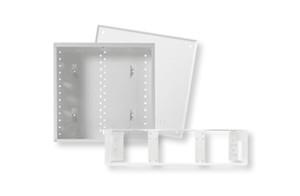 Surprising Structured Wiring Enclosures Structured Media Enclosures Wiring Database Lukepterrageneticorg