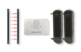 Home Perimeter Security Systems | Laser Motion Sensor Alarm