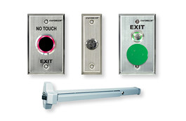 Request-To-Exit Door Systems