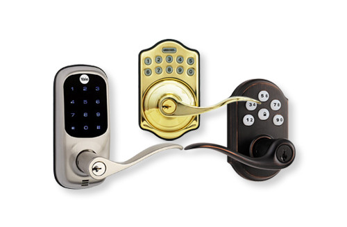 Smart Home Door Locks Home Automation Door Locks