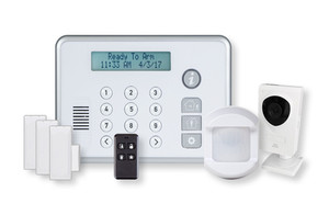Image result for Professional-grade alarm systems