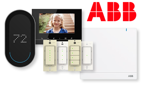 New ABB free@home Products!