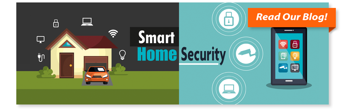 How to Build a Smart Home with Home Security!