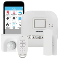 Do-It-Yourself Wireless Home Security Systems