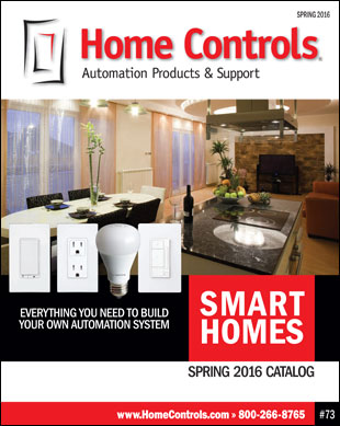 Shop the Home Controls Catalog Online