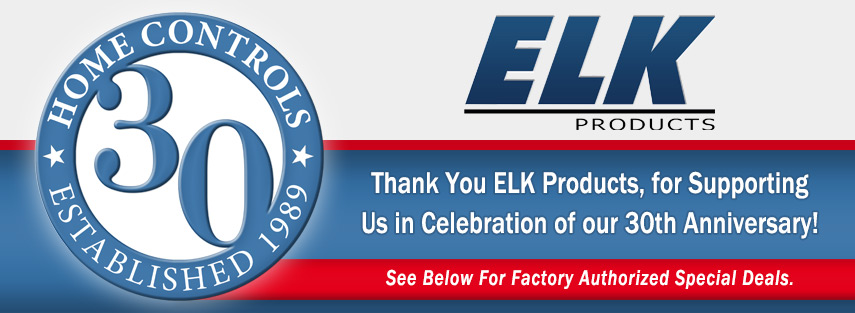 Elk Helps Home Controls Celebrate 30th!