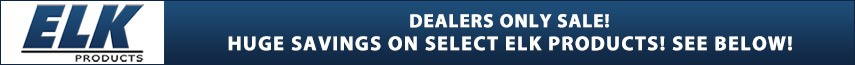 Dealers Only Sale! Dealers Save 20% on Select Items Below!