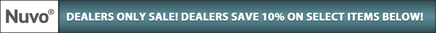 Dealers Only Sale! Dealers Save 10% on Select Items Below!