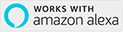 Works with Alexa, just sign in with your Amazon account