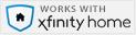Works with Xfinity Home