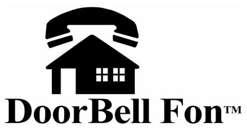 doorbell fon telephone door answer system