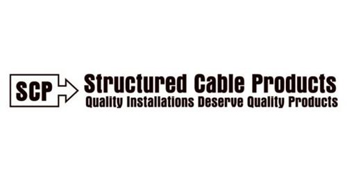 structured cable products (scp) home controls Security Alarm Wiring