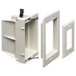 Arlington Recessed Indoor InBox, 1-Gang