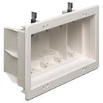 Arlington Recessed Indoor InBox, 4-Gang