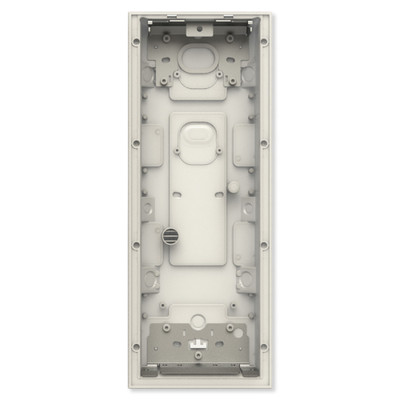 ABB-Welcome IP Flush-Mounted Box, Gray, 4 Gang