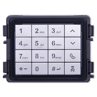 ABB-Welcome IP Keypad Module, Black
