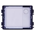 ABB-Welcome IP Round Pushbutton Module, 1 Button