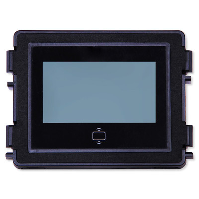 ABB-Welcome IP Display Module with ID Card
