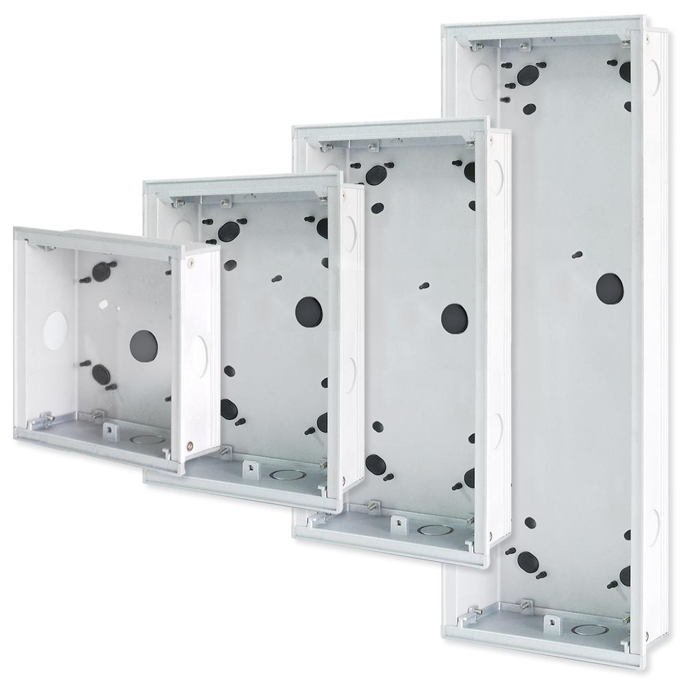 ABB-Welcome Outdoor Station Flush Mount Box, 1 Gang