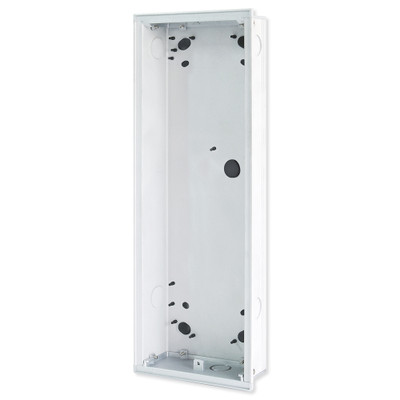 ABB-Welcome Outdoor Station Flush Mount Box, 4 Gang