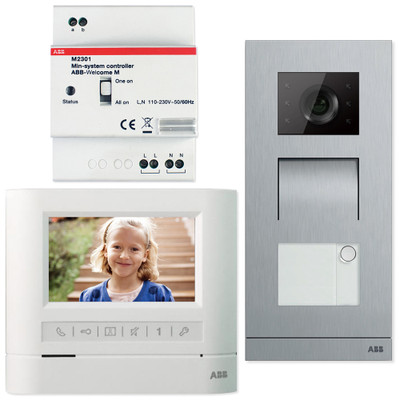 ABB Welcome Mini OS Video Kit