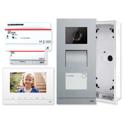 Abb Welcome Ip Video Single Family Home Kit