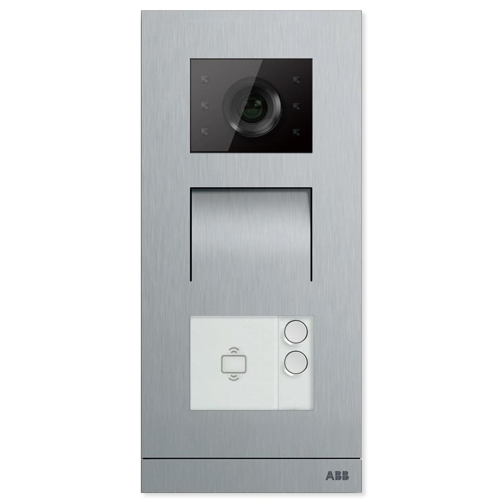 Abb Welcome Mini Outdoor Station With Card Reader