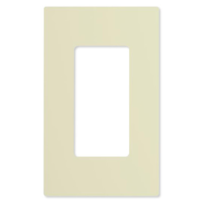 ABB-free@home Faceplate, 1-Gang,10 pack, Light Almond