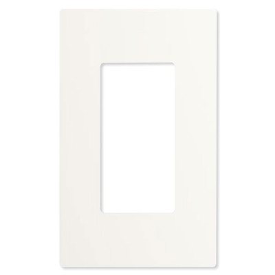 ABB-free@home Faceplate, 1-Gang,10 pack, White