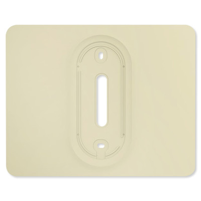 ABB-free@home Trim Plate for Thermostat, 5 pack, Light Almond