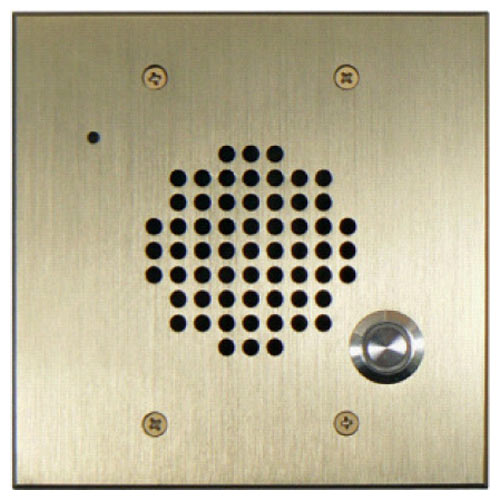 ... DoorBell Fon DP28 Extra Door Station 2-Gang Masonry Box Mount ...