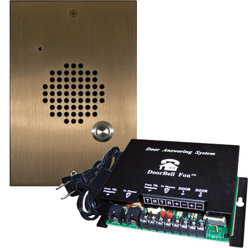 DoorBell Fon DP28 Door Answering System M\u0026S Mount