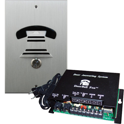 ... DoorBell Fon DP38 Door Answering System M\u0026S Mount ...