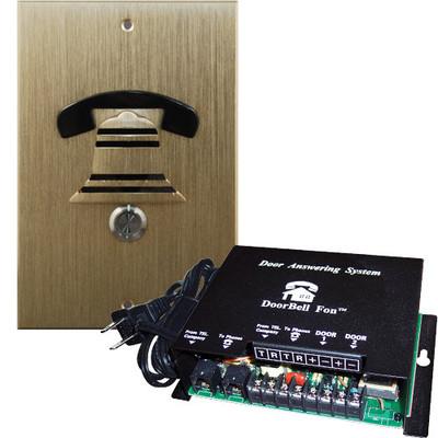 DoorBell Fon DP38 Door Answering System, M&S Mount