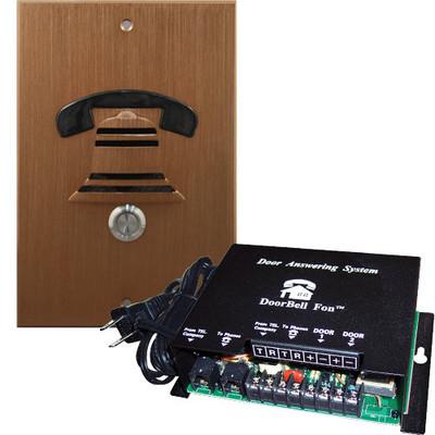 Doorbell Fon Dp38 Door Answering Kit M Amp S