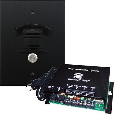 DoorBell Fon DP38 Door Answering System, NuTone Mount