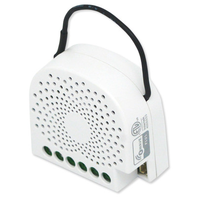 Aeotec Z-Wave Dual Nano Switch with Power Metering, Gen5