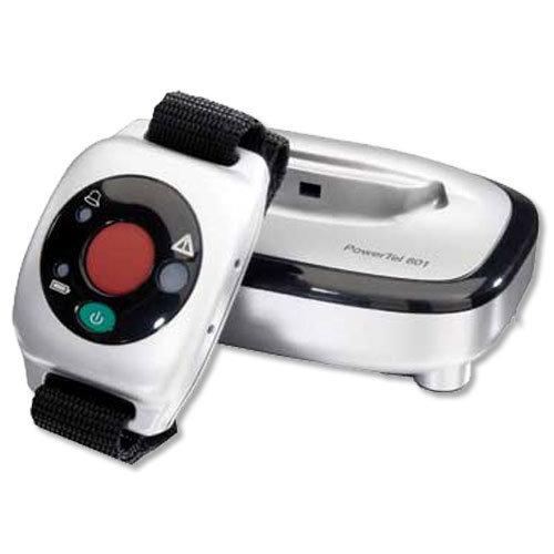 Amplicom Wireless DECT Wrist Shaker for PowerTel Series