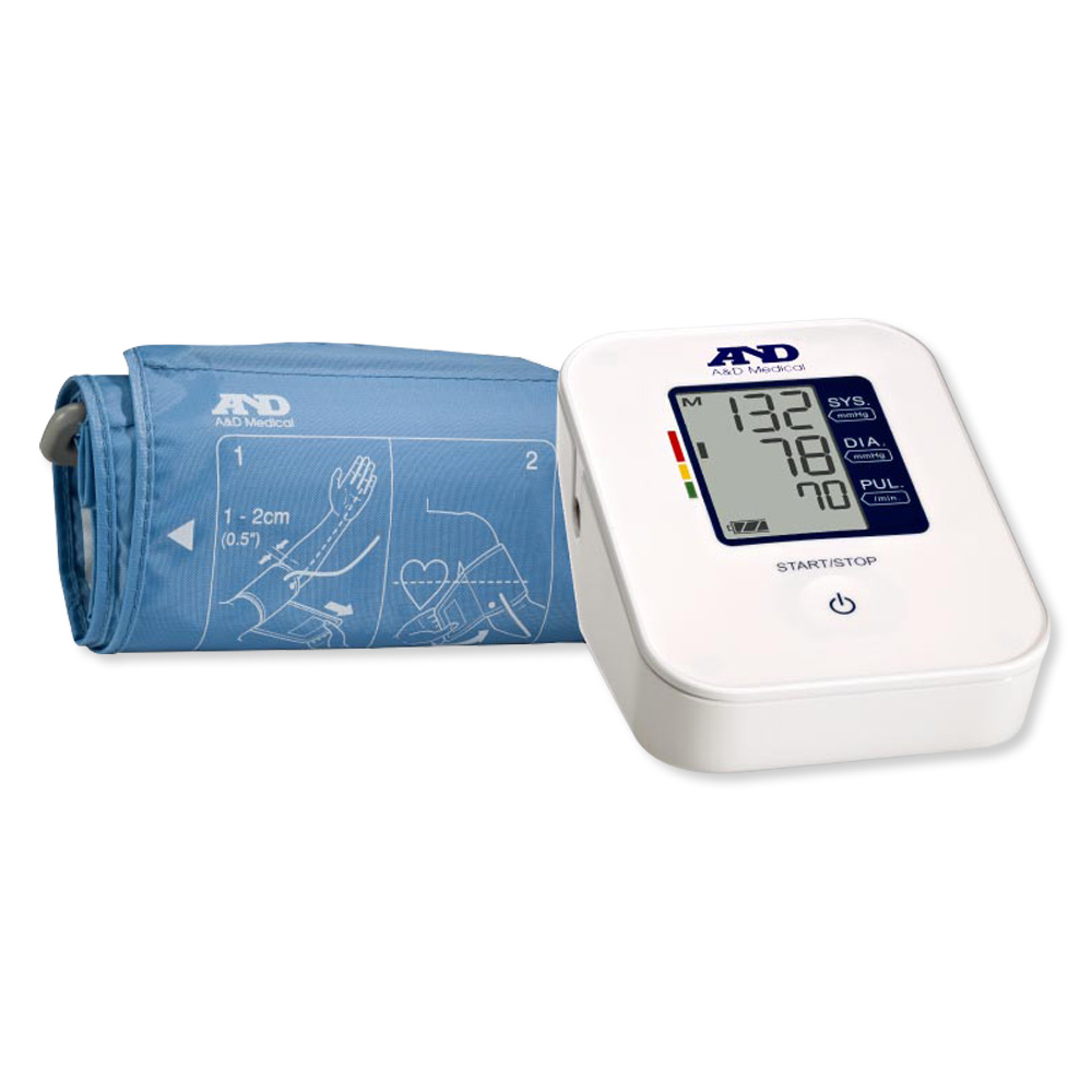 A&D LifeSource Basic Blood Pressure Monitor