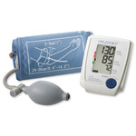 A&D LifeSource Advanced Manual Inflate Blood Pressure Monitor
