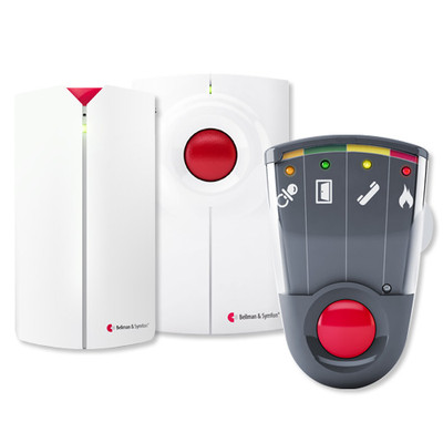 Bellman & Symfon Visit Kit with Vibrating Receiver for Phone & Door Chime