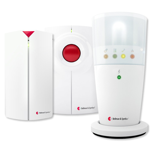 Bellman & Symfon Visit Kit with Flash Receiver for Phone & Door Chime