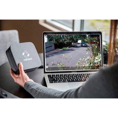 Camect Home Smart Video Recorder Hub
