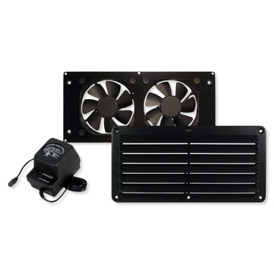 Cool Components HiFlo Basic System, Black