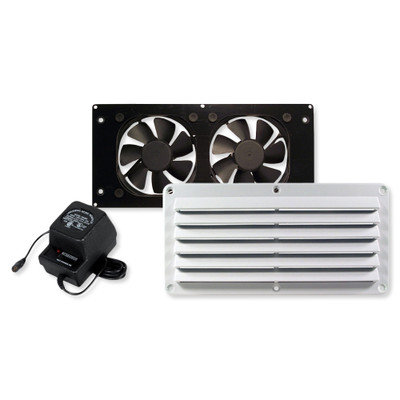 Cool Components HiFlo Basic System, White
