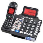 ClearSounds iConnect Amplified Cordless Phone with Bluetooth